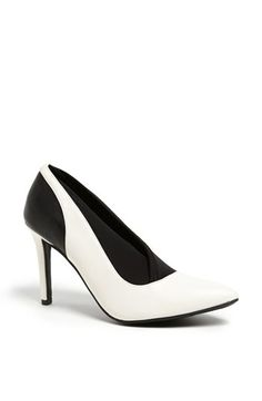 Tildon 'Hallie' Pointy Toe Pump available at #Nordstrom