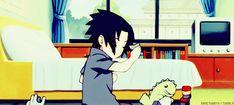 itachi and sasuke little Sasuke E Itachi, Anime Naruto, Naruto Sd, Baby Sasuke, Naruto Family, Boruto Naruto Next Generations, Sarada Uchiha, Naruto Cute, Naruto Uzumaki