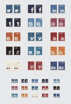 Social Media Stamps    Make Lemonade - Design Resources Repository