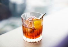 What's great about the negroni, apart from the fact that it tastes delicious, is that it's super-easy to make at home, it just needs three ingredients in equal measures. Classic is great, but there are some fantastic twists out there too, so we've pulled together a few of our favourites.