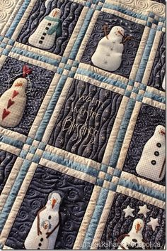 Tamarack Shack: Winter Blessings Quilt