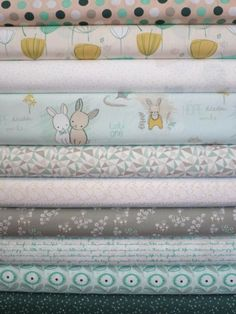 Fabricworm  Littlest by Art Gallery Fabrics!   Is this not the sweetest fabrics you have seen!!!