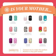 1000+ images about Mother's Day Nail Art on Pinterest ...