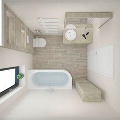 Obklady Royal Place a dlažba Laroya #koupelnygres #3ddesign #bathroomdesign #bathroomvisualization #tubadzin #royalplace #cerrad #laroya Bathtub, Bathroom, Standing Bath, Washroom, Bathtubs, Bath Tube, Full Bath, Bath, Bathrooms