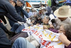 Denying the Will of Okinawans - The New York Times