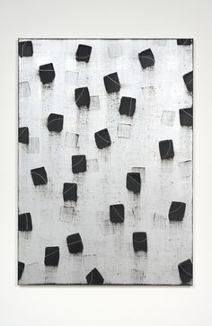 """Alex Olson  Letter to the Editor  2010   Oil on linen   41"""" x 29"""""""
