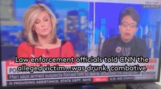 feministcaptainkirk:  refinery29:  Now THIS Is How You Shut Down Victim-Blaming Laurie Cumbo appeared on CNN to discuss the case of an adolescent woman who reports she was the victim of a horrific gang rape in Brownsville Brooklyn last week. As you can see Cumbo had the perfect attitude to the anchorwomans attempt at victim blaming. And the newscasters response is incredibly satisfying.  Gifs: Ben Pall  SHUT IT DOWN