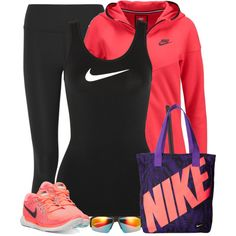 Nike by cindycook10 on Polyvore featuring NIKE