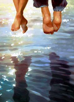 http://www.clipzine.me/u/zine/32316354844370477332/Crazy-Awesome-Paintings