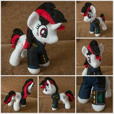 Blackjack plush 12 inches by Valmiiki.deviantart.com on @DeviantArt