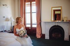 The beautiful wedding of Kate and Sam