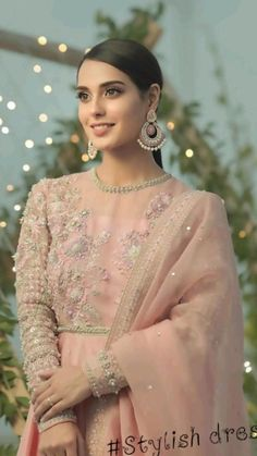 Pakistani Fancy Dresses, Asian Bridal Dresses, Wedding Dresses, Fancy Dress Design, Designer Party Wear Dresses, Stylish Girl Pic, Pakistani Actress, Beautiful Hijab, Girl Poses