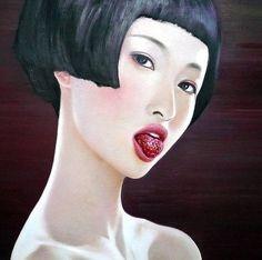 Beijing Waldorf Astoria Hotel plan decorative painting -YABU