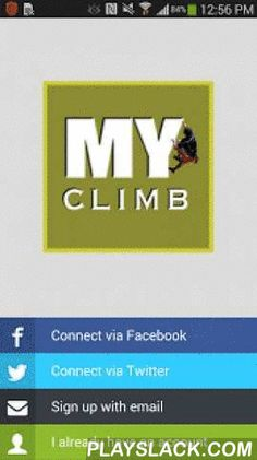 MyClimb  Android App - playslack.com ,  Track your climbing, share climbing sessions and photos with friends, scope the leaderboard, and participate in the global climbing community. MyClimb is a great way to have fun and build motivation off of your friends and the community to improve your climbing.Features:• Log Gym Bouldering, Outdoor Bouldering, Gym Routes, Outdoor Sport Climbing, Traditional Climbing, and Ice Climbing with support for multiple climb grading system from around the…