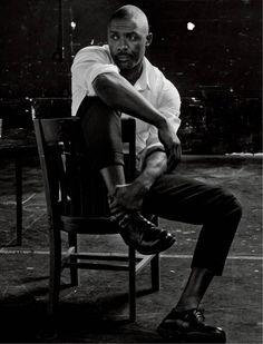 Idris Elba para Interview Magazine Agosto 2016