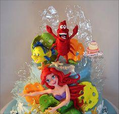 Littler Mermaid Cake
