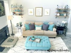 25 turquoise living room design inspired by beauty of water decor rh pinterest com turquoise and gray living room turquoise and grey living room