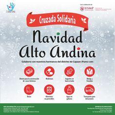 """#FCCTP   Haz que nuestros hermanos del distrito de Capazo en Puno pasen una Navidad diferente. ¡Únete a la cruzada solidaria del Proyecto Te Amo Puno""""!"""