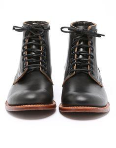 Oak Street Bootmakers SS13 Trench Boot Black ($426.00) - Svpply