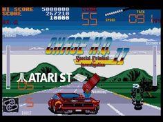 Chase H.Q. II : Special Criminal Investigation  - Atari ST (1990)