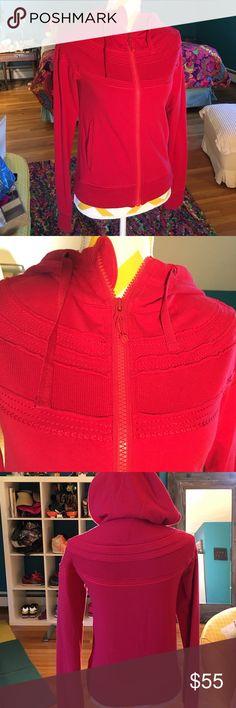 Lululemon hoody. Super cute Lululemon hoody. Fun details. lululemon athletica Tops Sweatshirts & Hoodies
