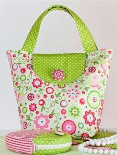 Весела літня сумка