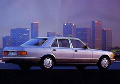 1988 Mercedes 420 SEL