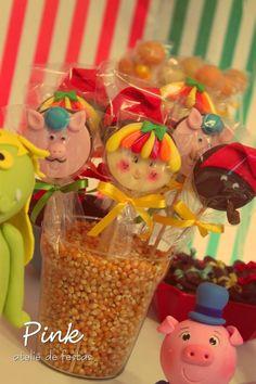 Sítio do Picapau Amarelo, Festa Sitio do Picapau amarelo, Pink Ateliê de Festas, Aniversário