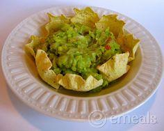 Easy Guacamole for Cinco de mayo. One of my and my mom's favorites! #emealslovesmoms #contest