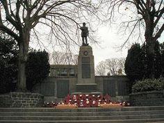 The Bailiwick Memorial, St. Peter Port, Guernsey