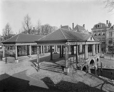 Koornbeursbrug Leiden