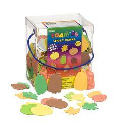 Fall Leaf & Acorn Stickers $8.95 per bucket