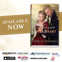Wonderful Christian historical fiction! Now available! Great read!