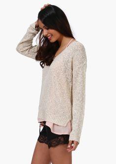 Springing Sweater