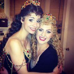 Cat Lane and Sofia Escobar via Twitter 2013 pic.twitter.com/3h3b7sHioT
