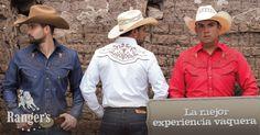 Te invitamos a nuestro mundo vaquero, conoce los mejores estilos con nuestras #CamisasRanger's
