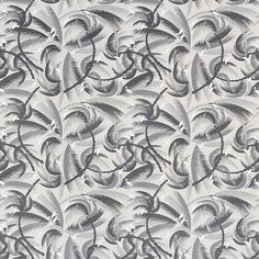 Tropical Wind wallpaper by Michael Roberts for Bennison | Designer wallpapers - 10 of the best | PHOTO GALLERY | Livingetc | Housetohome.co.uk