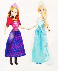 Bastia - Barbie reine des neiges