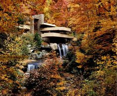 Ten of Frank Lloyd Wright's masterpieces have been nominated to the United Nation's World Heritage List.