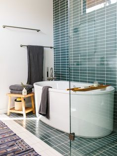 "Kohler Sunstruck 66"" Freestanding Bathtub - Our Austin Casa 