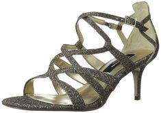 Nina Women's Claresa Dress Sandal >> Awesome product. Click the image : Closed toe sandals