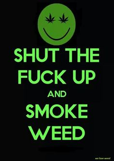 ☮ American Hippie Weed Quotes