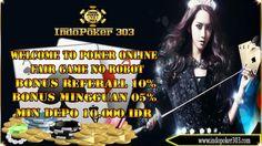 Agen Poker Online Terpercaya Promo Bonus Terbesar
