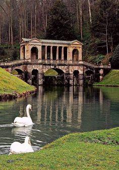 Prior Park; Bath, England