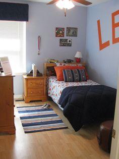 16 Popular Tween Boys Bedrooms To Inspire You: Enticing Light Blue Tween  Boys Bedroom Design
