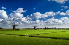 De Molendriegang. Leidschendam, Zoetermeer & Stompwijk.