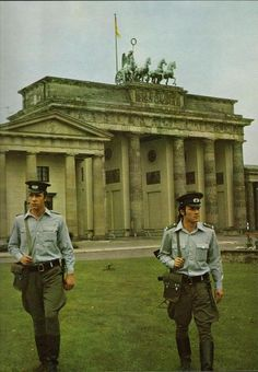 Border Troops of the German Democratic Republic