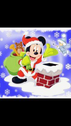 Christmas - Disney - Mickey Mouse