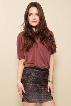 Such a unique organic skirt!  http://lucurat.es/1qSlTm5 #ShopLu