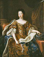 Françoise-Marie de Bourbon in 1700; Duchess of Chartres - Françoise Marie de Bourbon – Wikipedia